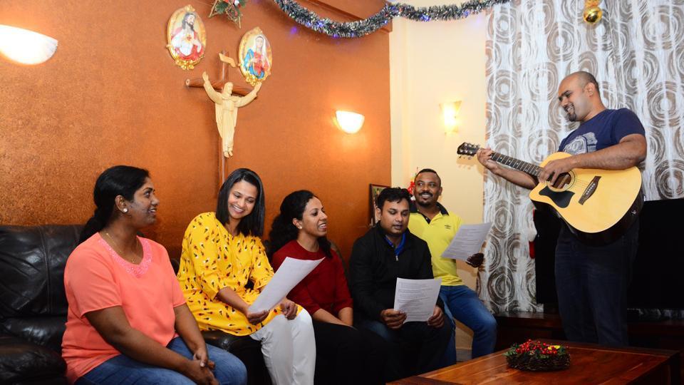 Pune,Christmas,Carol