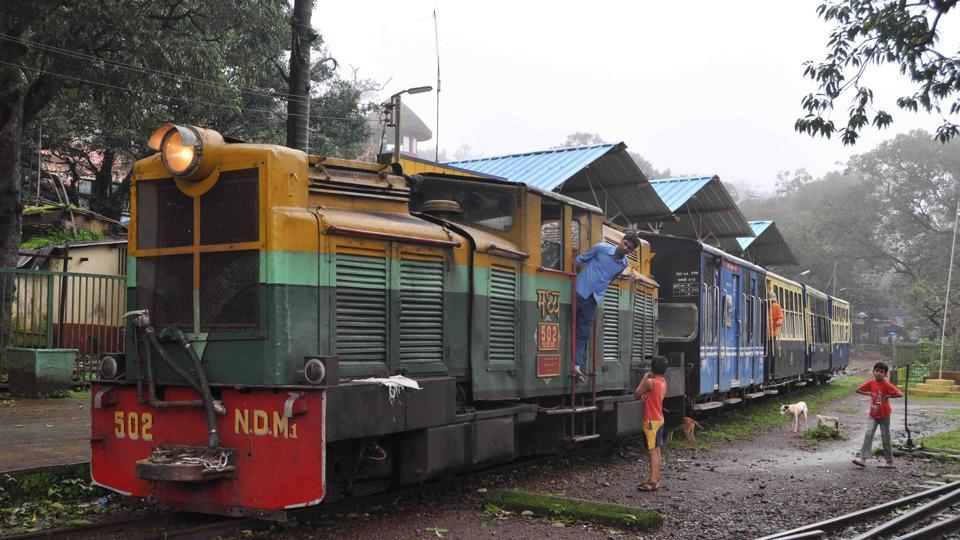 Matheran toy train,Matheran,Central Railway