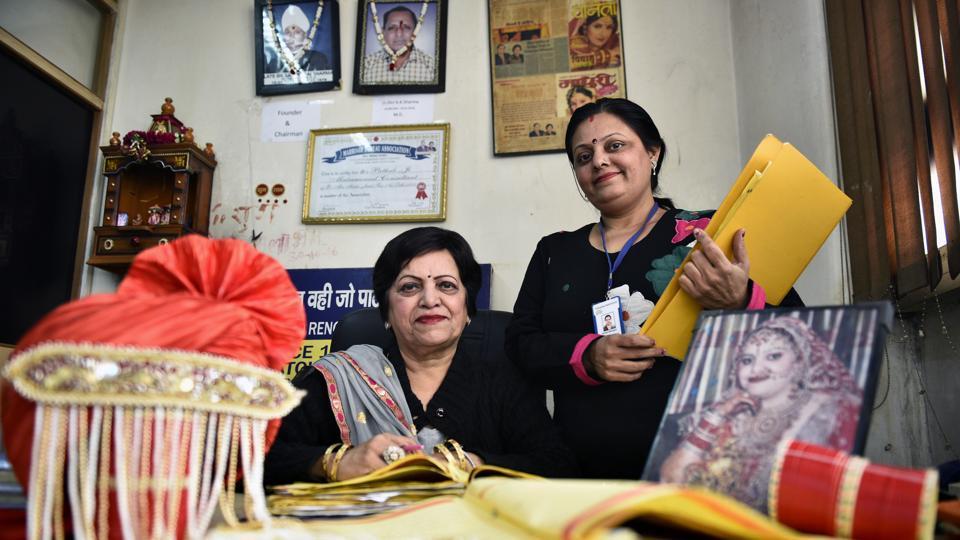 Marriage bureaus: Finding a perfect match, Delhi way | delhi news