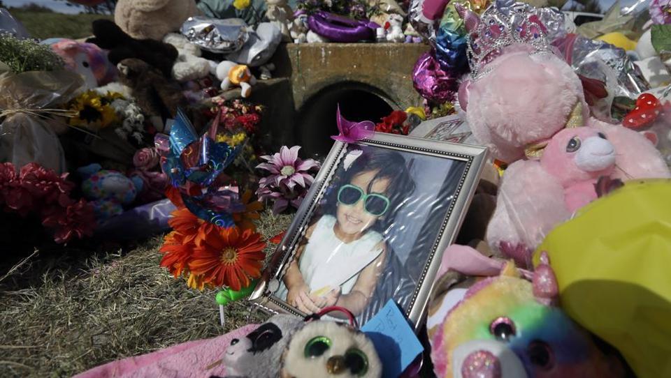 Sherin Mathews,Texas,Indian toddler dead