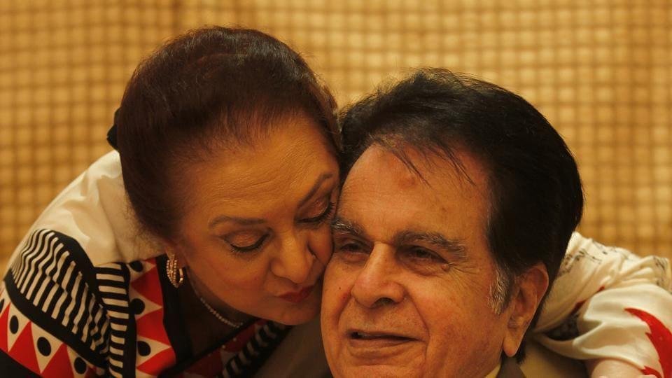 Dilip Kumar,Saira Banu,Dilip Kumar birthday