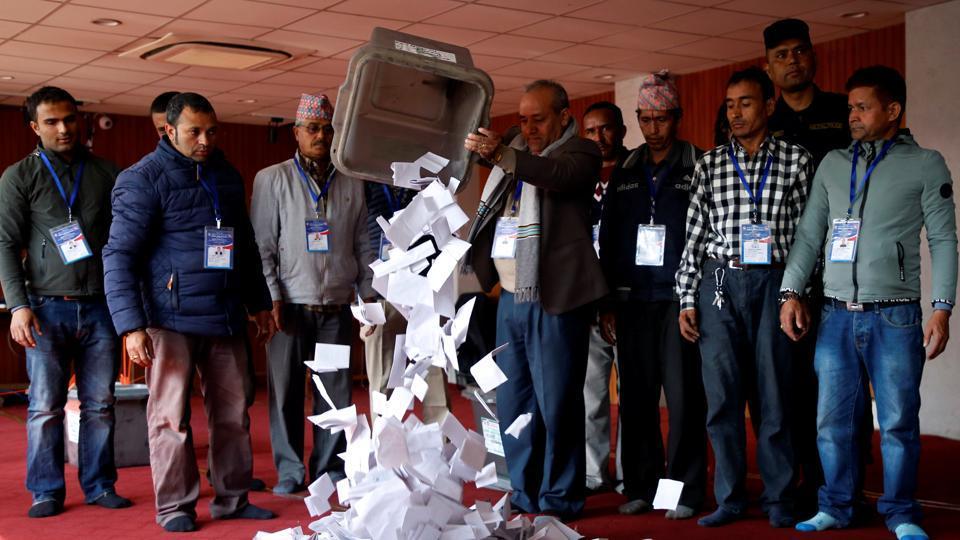 Nepal,Nepal Elections,CPN UML