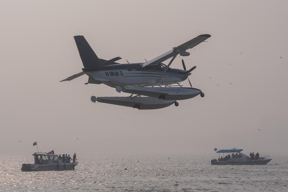 mumbai,seaplane,spice jet