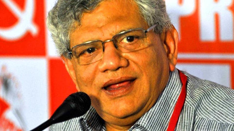 CPI(M),Prakash Karat,Sitaram Yechury