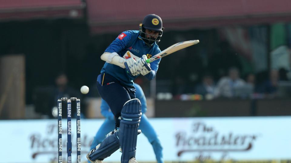 In reply, the visitors lost two early wickets in their chase before opening batsman Upul Tharanga made a 46-ball 49 to help his team end a 12-match losing streak. (BCCI )