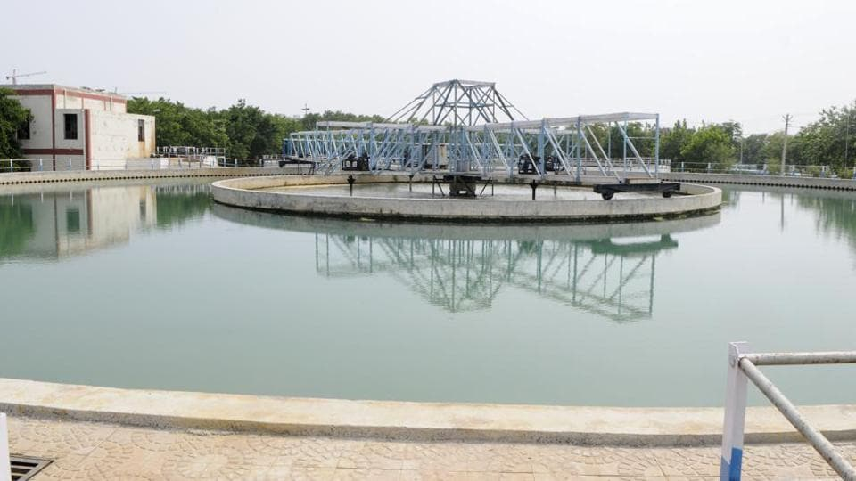 There are two water treatment plants, at Basai and Chandubudhera, under Huda, which supply 80 million gallons a day (MGD) water daily, on an average, to the city.