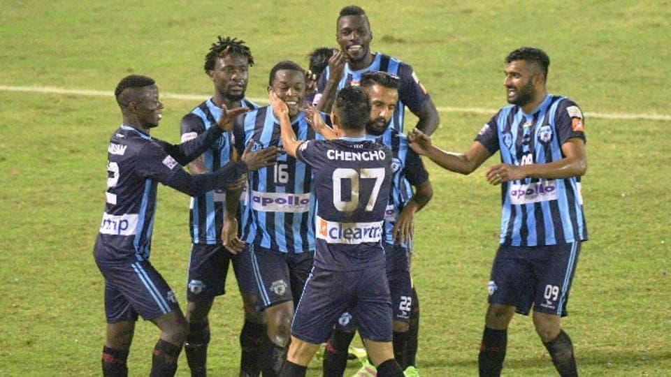 Hero India Super Cup 2018: Jamshedpur FC vs Minerva Punjab FC