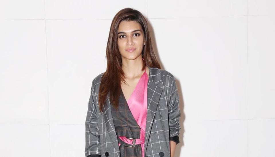 Kriti Sanon says that there are times when one loses out on a role at the last minute.