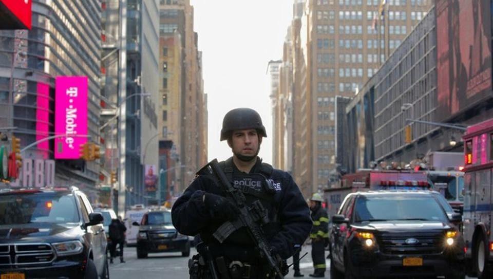 New York terror,Akayed Ullah,New York City Mayor Bill de Blasio