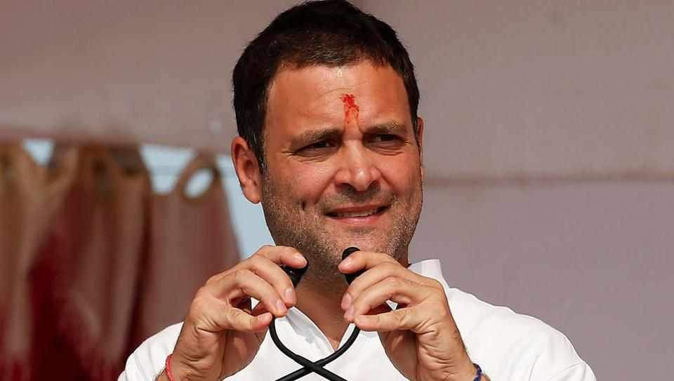 Rahul Gandhi,Congress presidential elections,Live updates