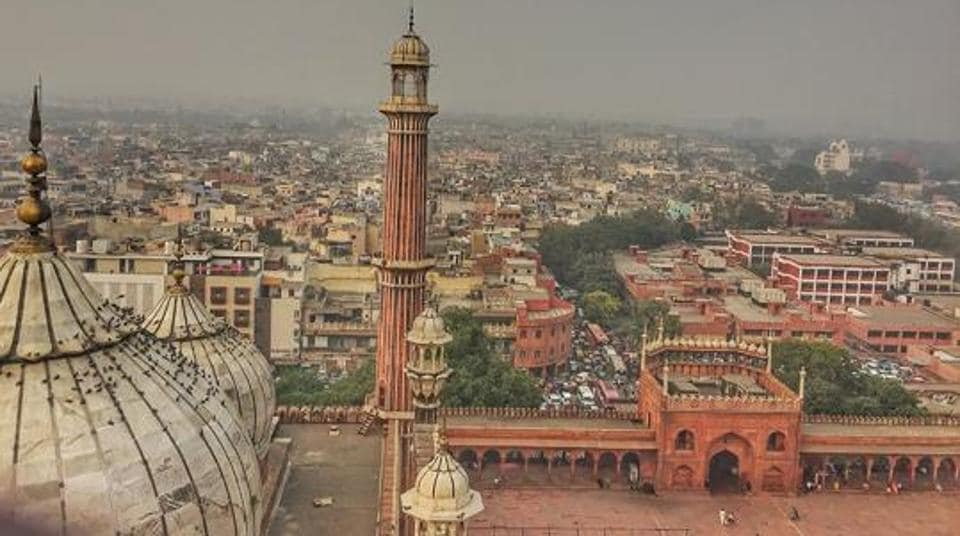 Jama Masjid Zone Makeover Fingers Crossed As Old Delhi