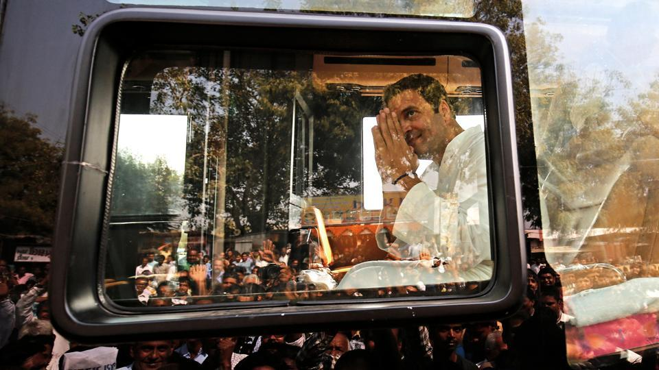 Rahul Gandhi was officially declared Congress president-elect on Monday December 11, 2017. He will take control of the country's principal opposition party from his mother Sonia, who served as the Congress chief for a record 19 years. From his first electoral win to a 56-day hiatus from politics and the journey thereon, a brief look at his political career. (Amit Dave / REUTERS)