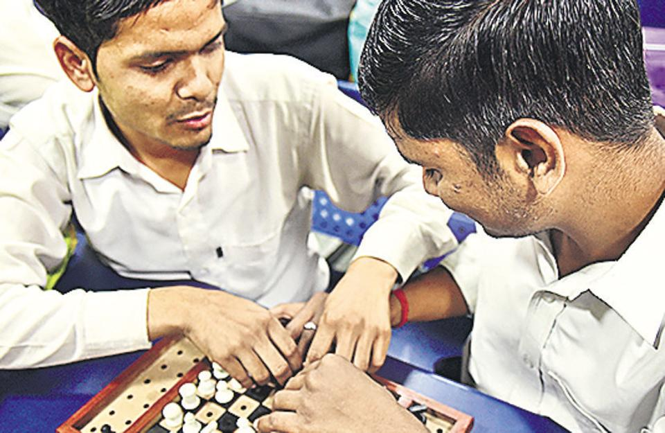 Not many schools in Delhi have full-time special educators to cater to children who may have special needs ranging from intellectual, hearing, visual and other impairments.