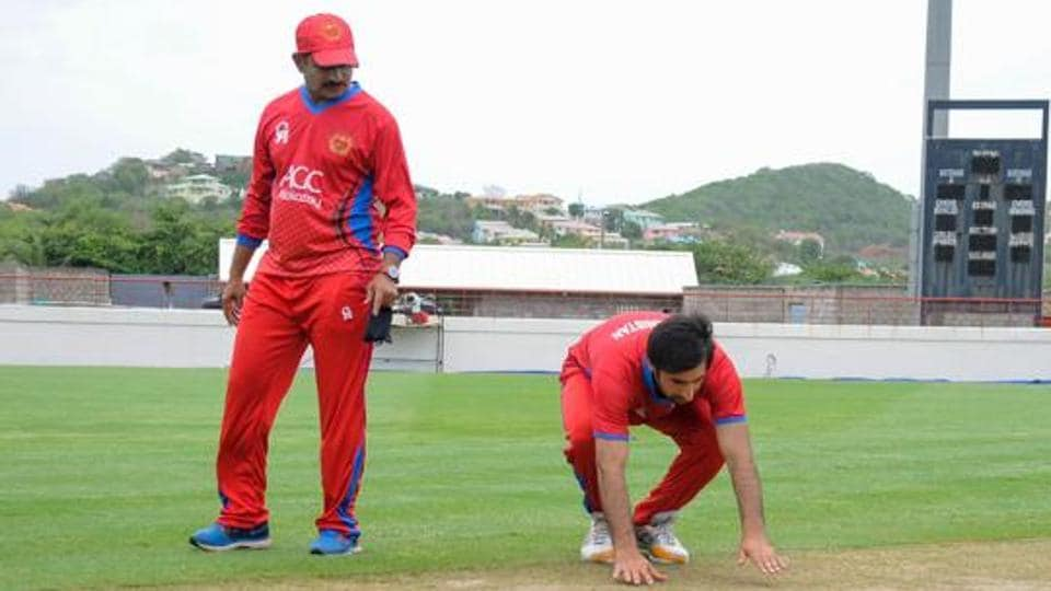 Afghanistan cricket team to play maiden Test vs India