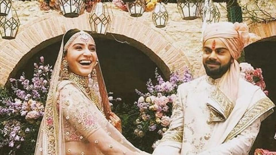 Anushka Sharma,Virat Kohli,Anushka Sharma Wedding