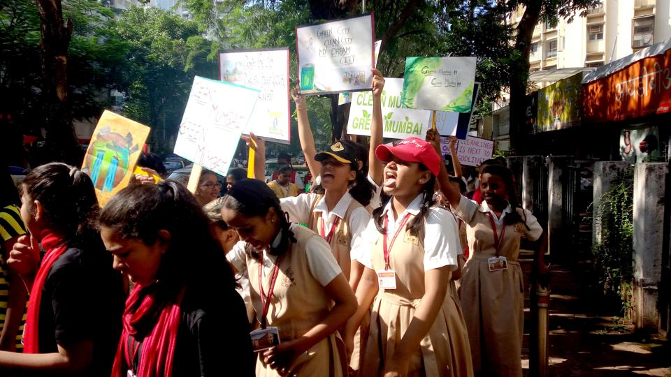 Mumbai,schools,anti-litter