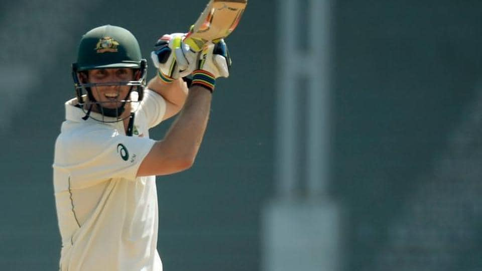 Ashes 2017-18,The Ashes,Mitchell Marsh