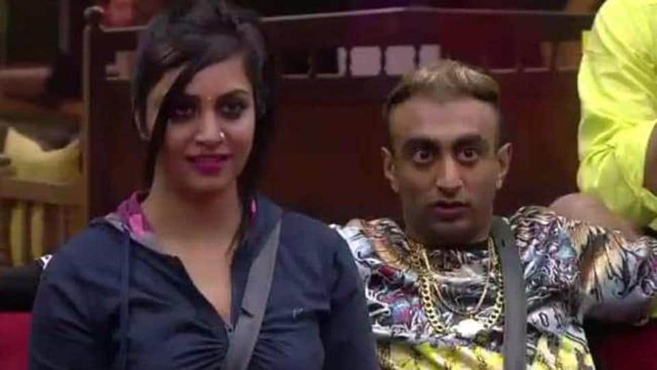 Arshi Khan and Akash Dadlani are now partners-in-crime.