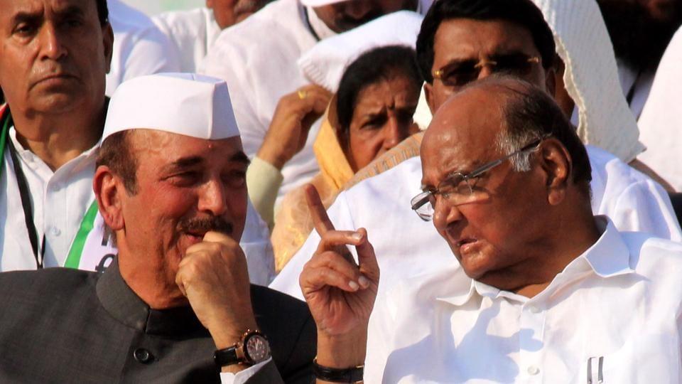 Sharad Pawar,Nationalist Congress Party,Congress