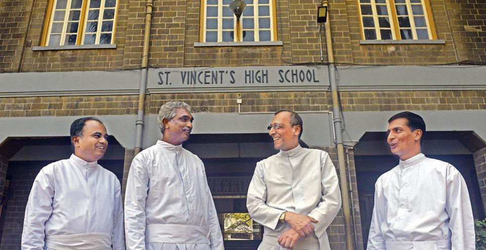 Pune,St Vincent's High school,celebrates 150 years