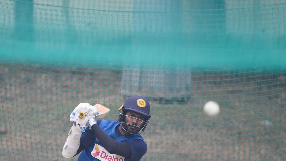 Upul Tharanga played a solid knock as Sri Lanka coasted to victory in the Dharamsala ODI.  (AFP)