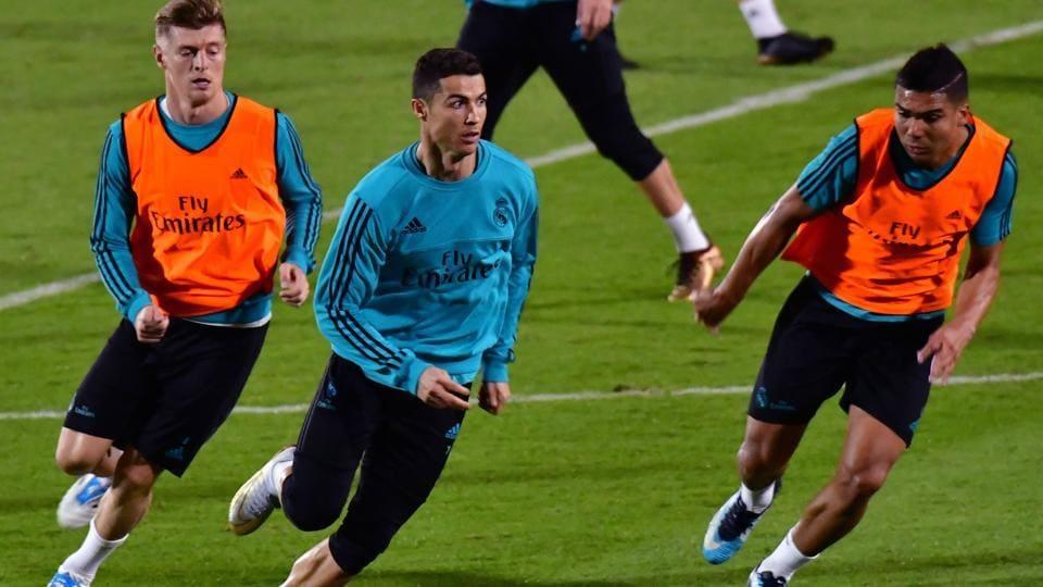FIFAClub World Cup,Real Madrid,Al Jazira