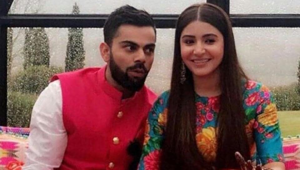 Virat Kohli,Anushka Sharma,Bollywood