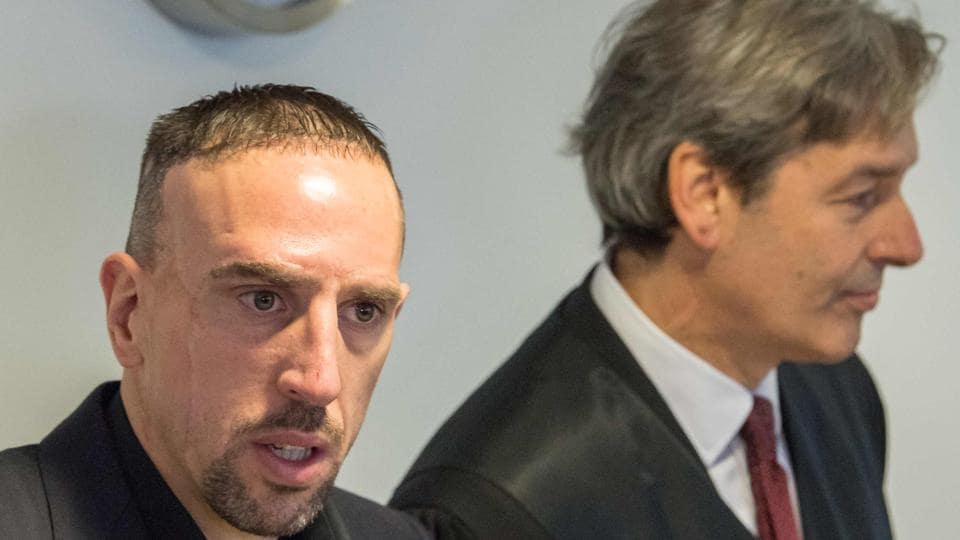 Bayern Munich,Franck Ribery,Bundesliga