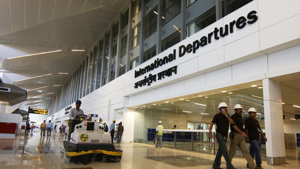 Delhi airport,Afghan national,Afghan man