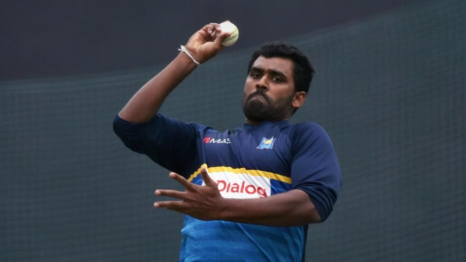 Sri Lanka secured a magnificent win in Dharamsala thanks to some splendid bowling.  (PTI)