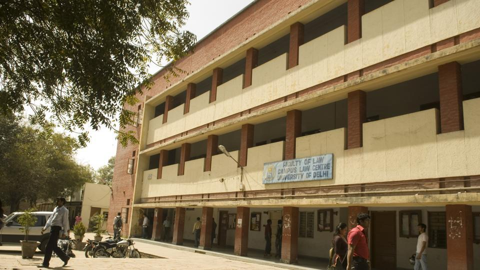 The incident came to light on December 3, a day after the law faculty started checking the attendance of students.