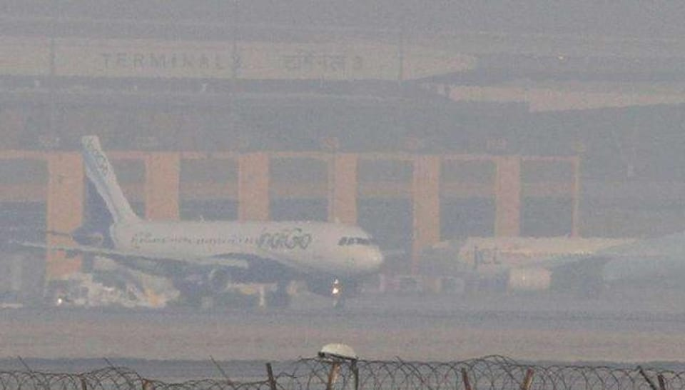 Chandigarh airport,Mohali airport,flights delayed