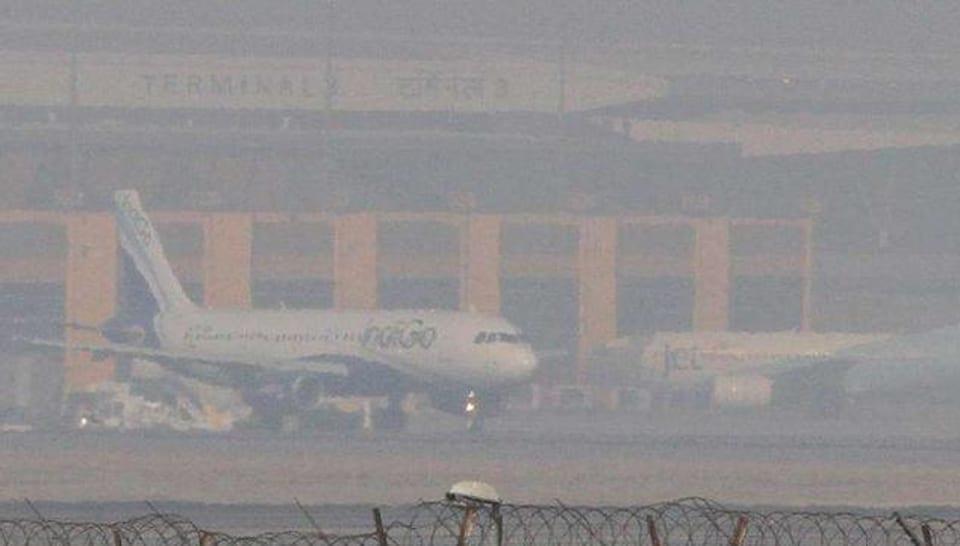 Chandigarh airport,Mohali airport,flights delayed