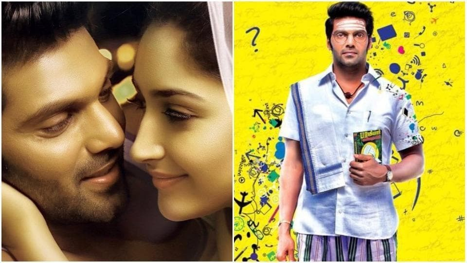 Arya and Sayyeshaa will pair up for the first time in Ghajinikanth.