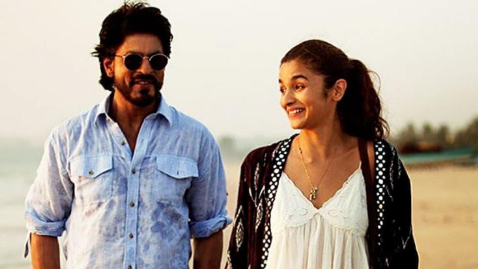 Shah Rukh Khan,Dear Zindagi,iTunes