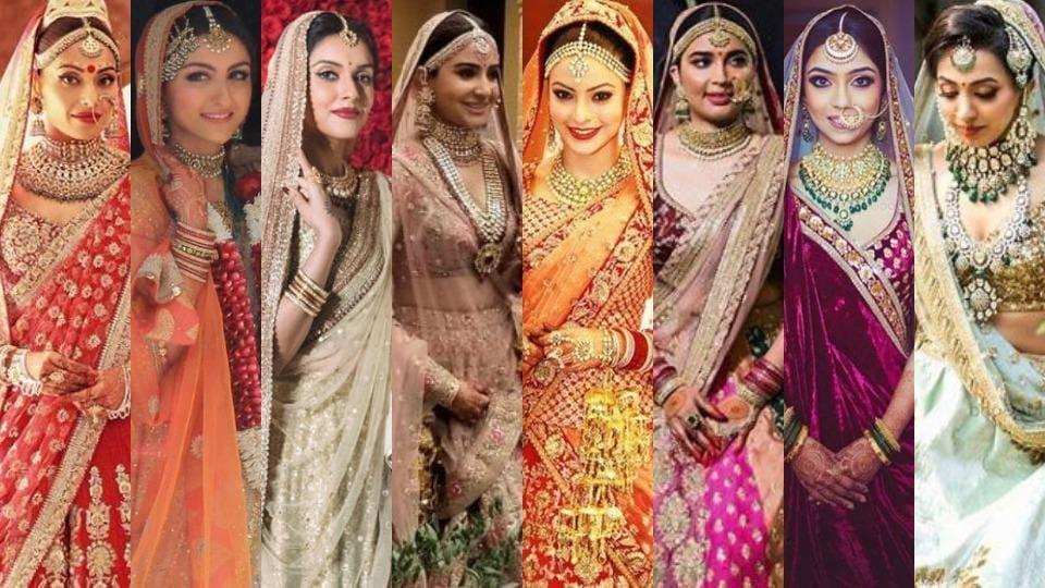 Anushkha Sharma To Soha Ali Khan 11 Stunning Sabyasachi