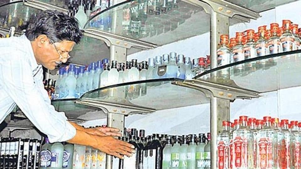 Activists have been demanding a ban on sale of liquor in Uttarakhand.