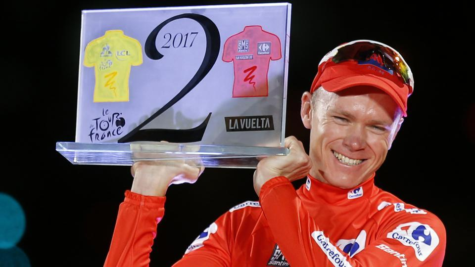 My legacy won't be tainted, says Chris Froome