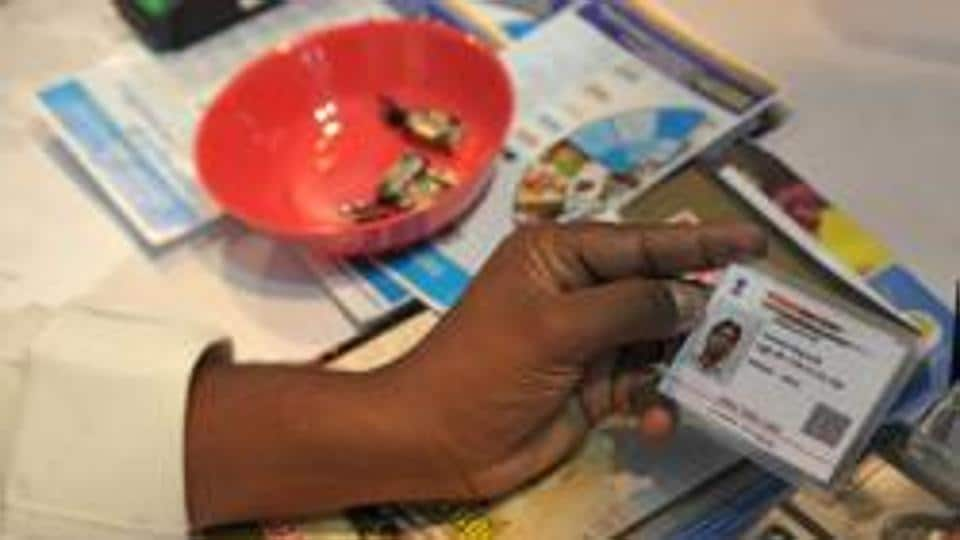 """Some petitioners in the Supreme Court have termed the linking of the Unique Identification Authority of India (UIDAI) number with bank accounts and mobile numbers as """"illegal and unconstitutional""""."""