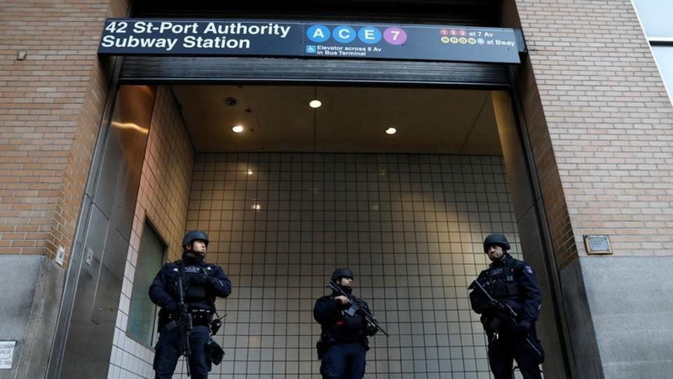 New York subway bombing,New York attack,Bangladeshi suspect