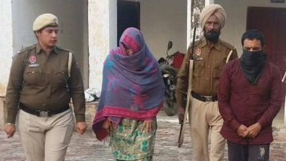 cheating,Sangrur,cheating wife