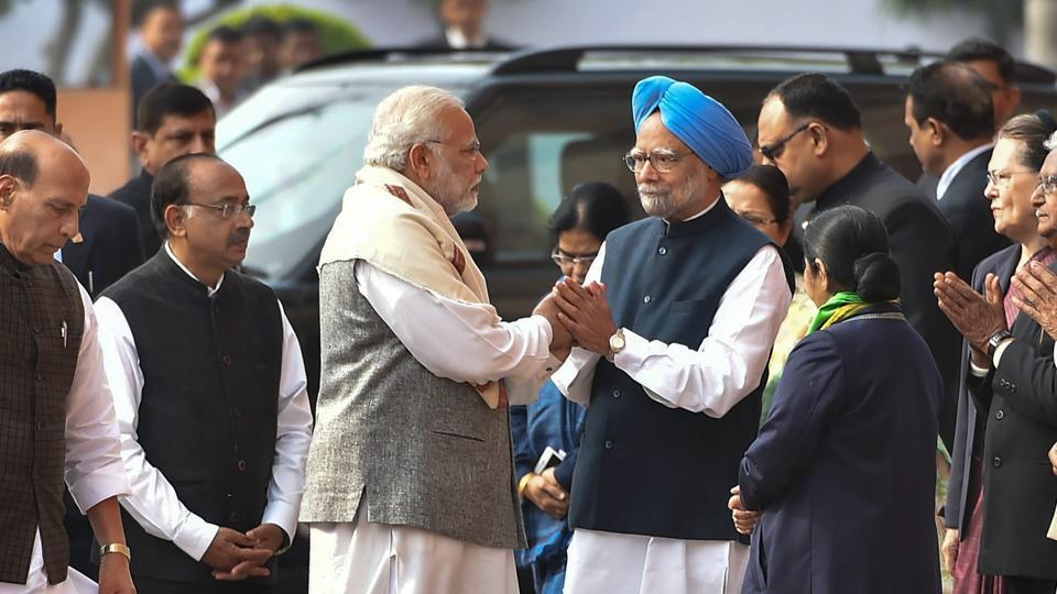 Parliament attack,Narendra Modi,Manmohan Singh