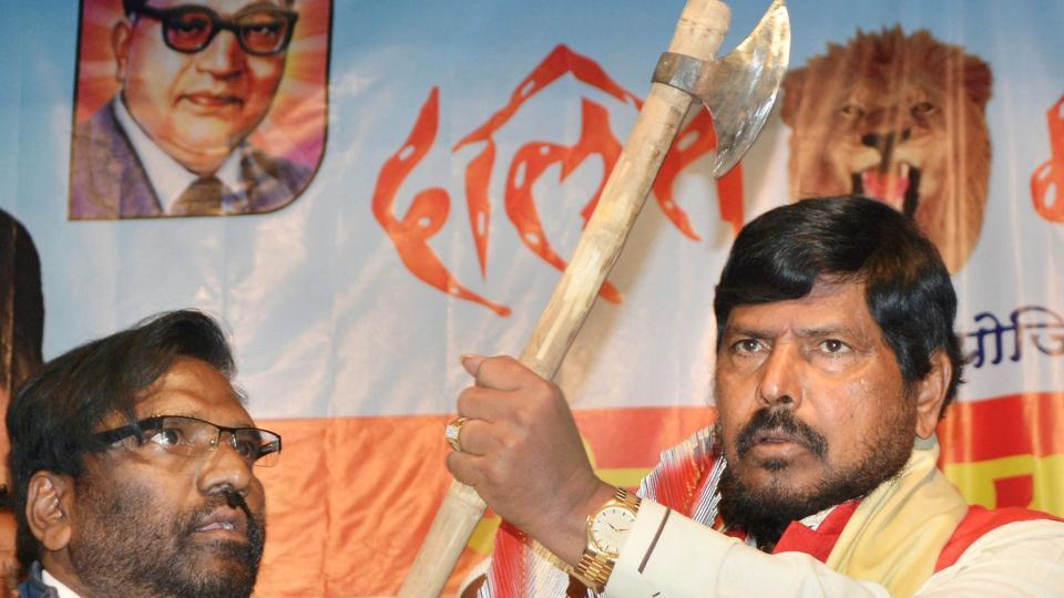 Ramdas Athawale,Dalits,Hinduism
