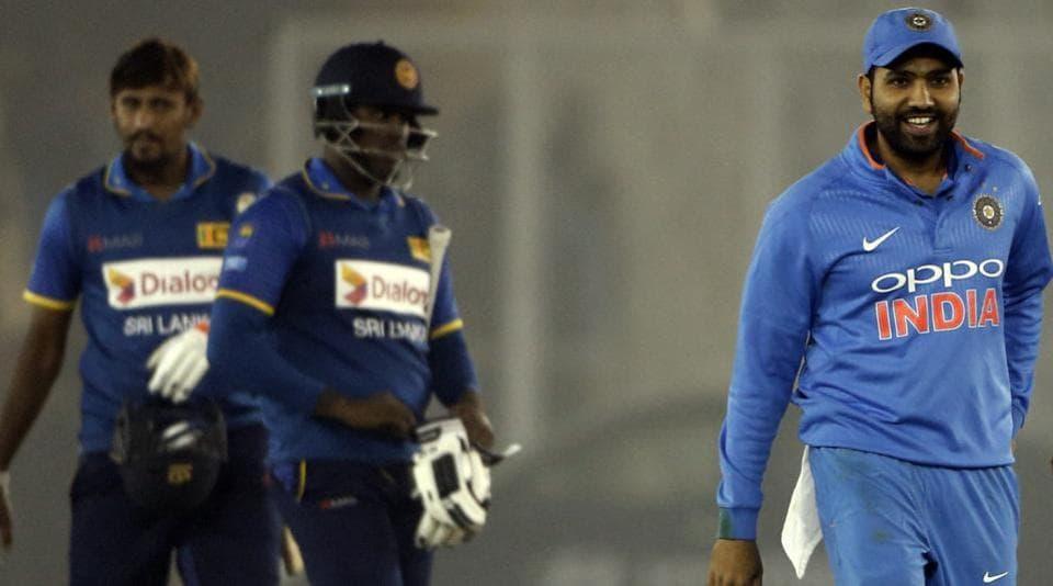 India vs Sri Lanka,IND vs SL,Rohit Sharma