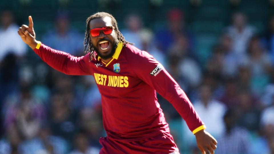 Chris Gayle slams landmark T20 century!