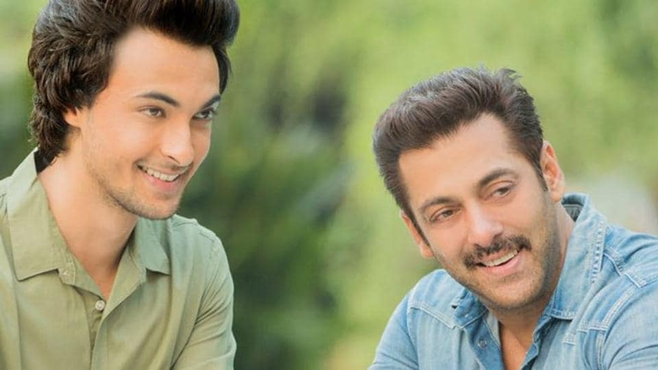 Loveyatri,Aayush Sharma,Salman Khan