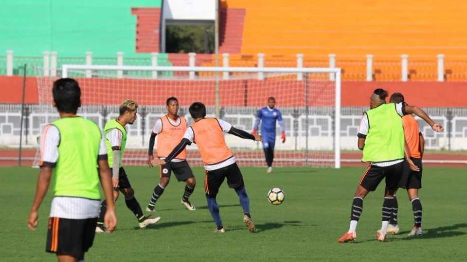 I-League,FIFA U-17 World Cup,NEROCA FC