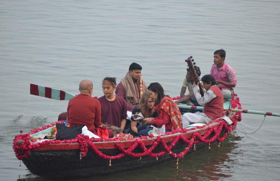 Subah-e-Banaras,Dashashwamedh Ghat,Varanasi