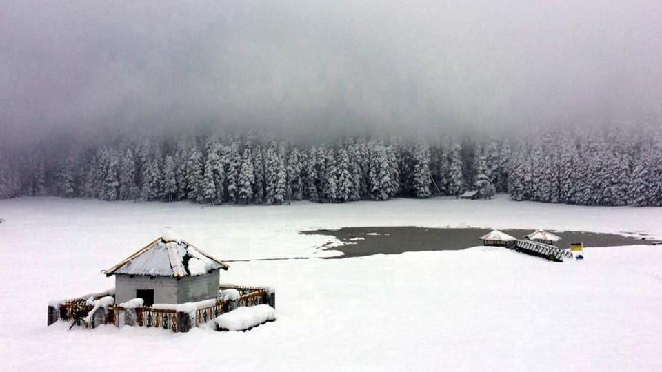 Shimla,Himachal Pradesh,Winter