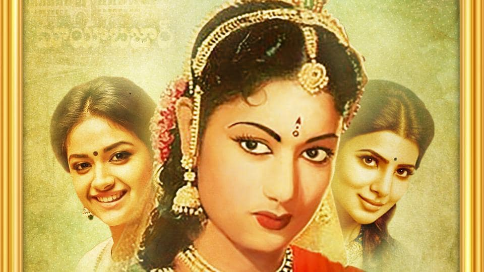 Mahanati Poster Keerthi Suresh Dulquer Salmaan Recreate: Keerthy Suresh Was Not The Original Choice To Play Savitri